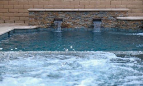 LA pool built by Los Angeles pool contractors