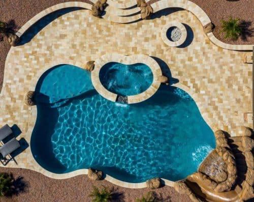 California residential pool builders